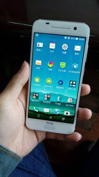 HTC One A9 ecran