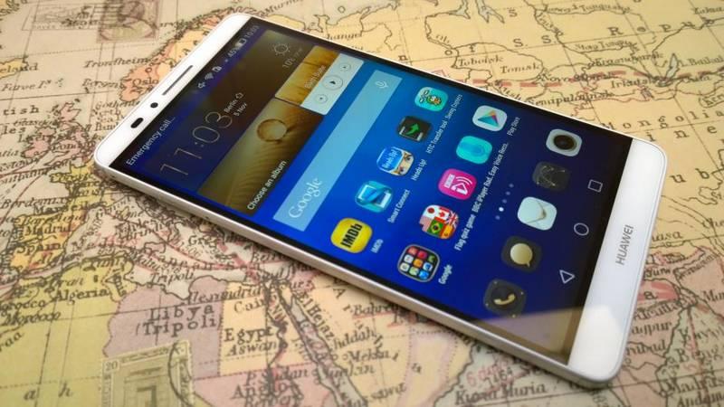 Huawei applications preinstallees