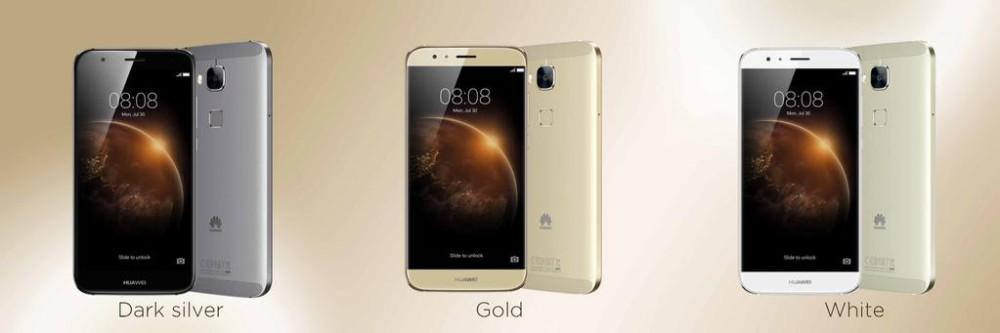 Huawei G8 coloris