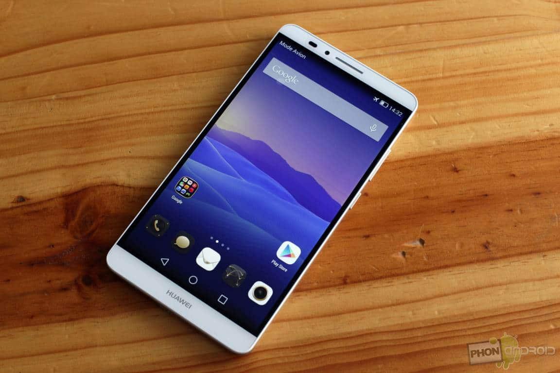 Huawei Galaxy Note 5