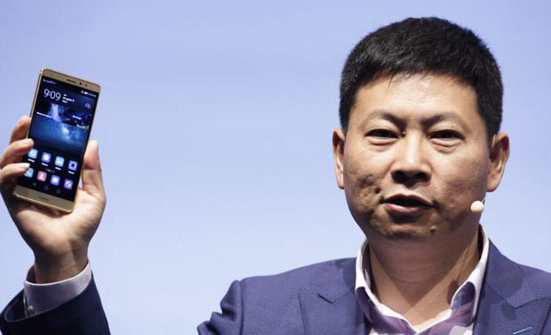 richard yu pdg huawei arrogant