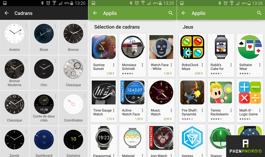 huawei watch application android wear