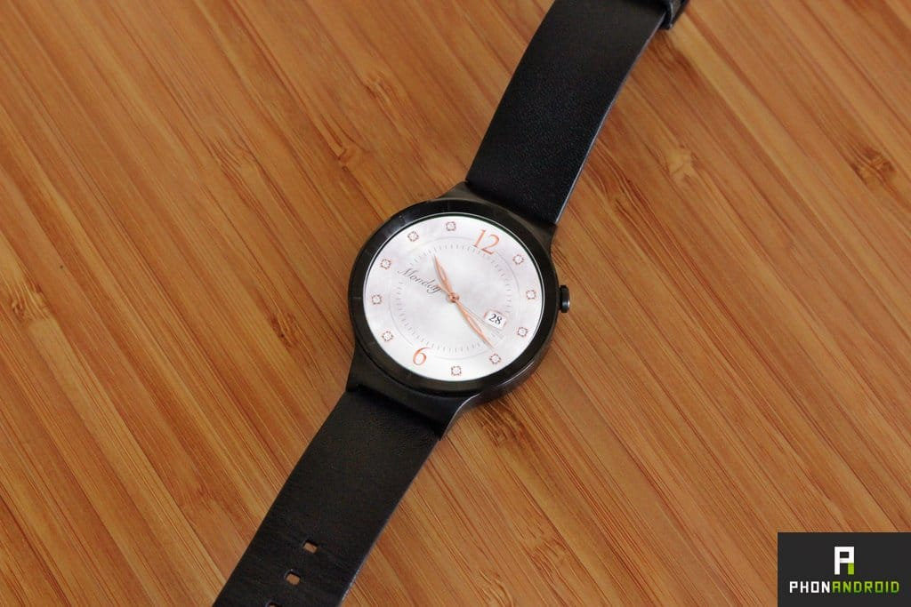 huawei watch cadran