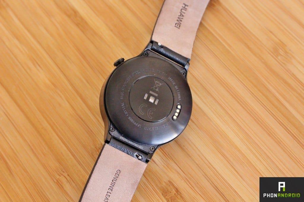 huawei watch connecteur
