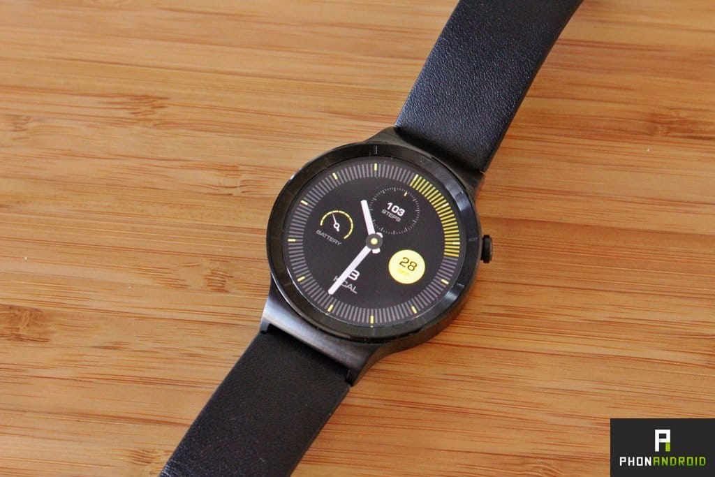 huawei watch face