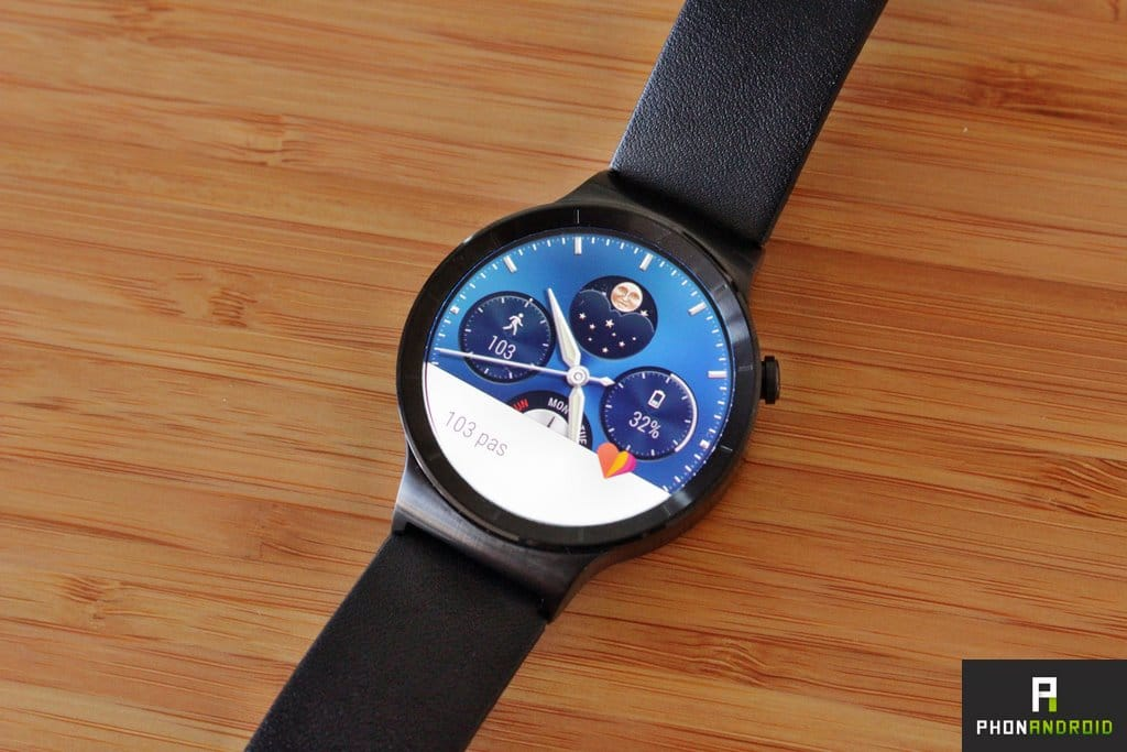 huawei watch notifications