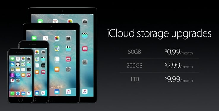 iCloud Apple données suppression