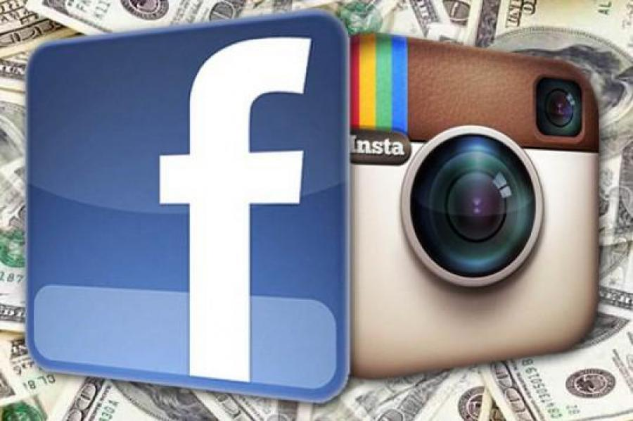 instagram rachat facebook