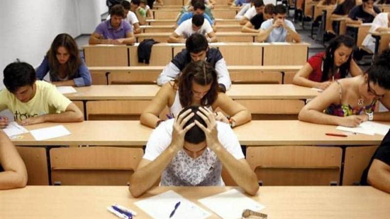 internet examens etudiants