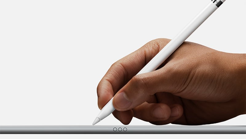 ipad pro apple pencil prix