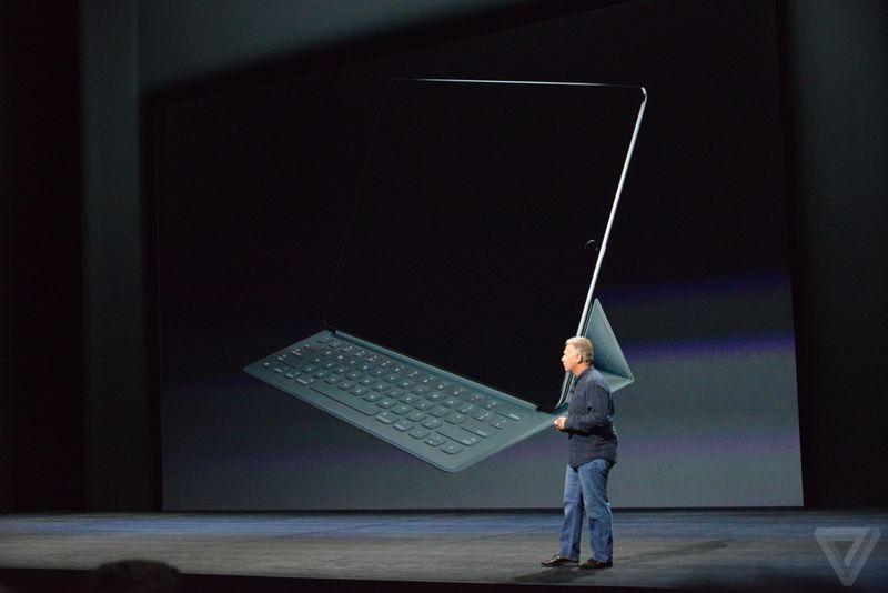 iPad pro clavier