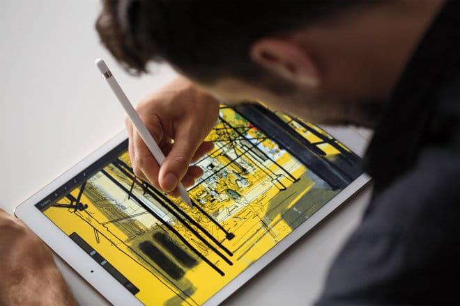 iPad Pro stylet