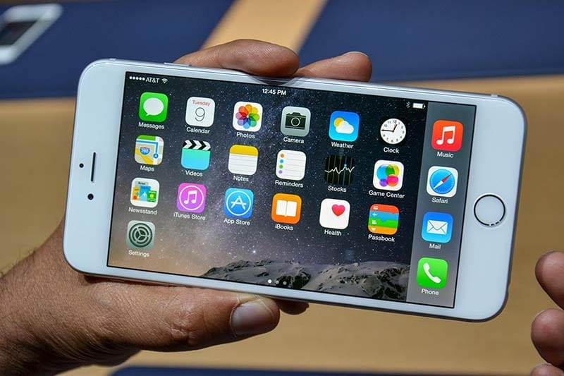 iphone 6S ecran