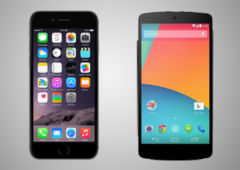 iphone 6S nexus 5X 16 Go