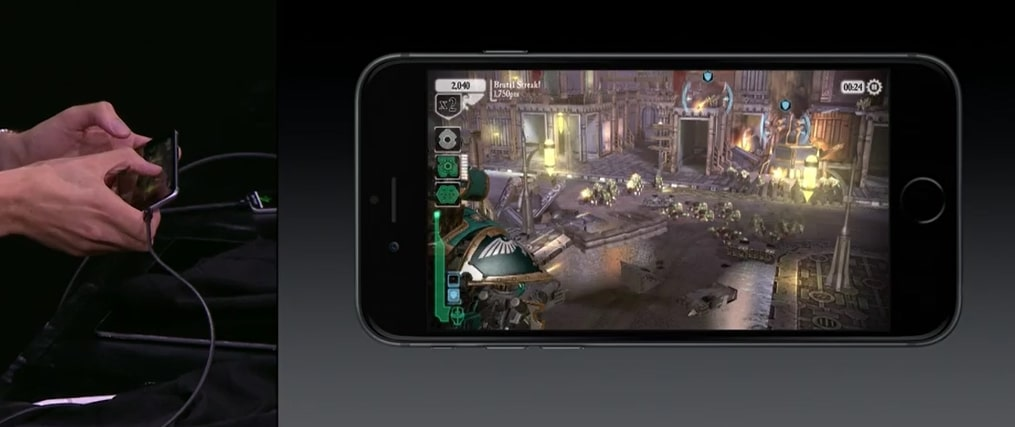 iphone 6s apple m9 gpu