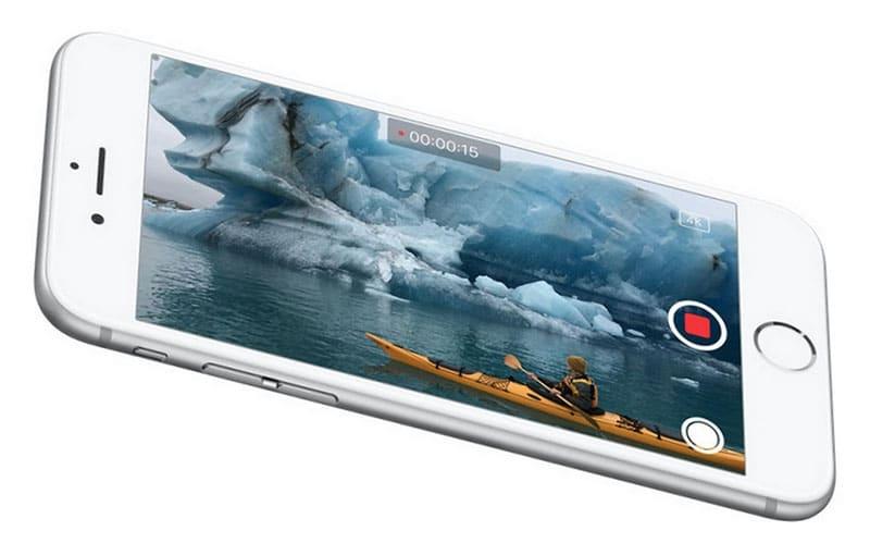 iphone 6s nouveaute 4k