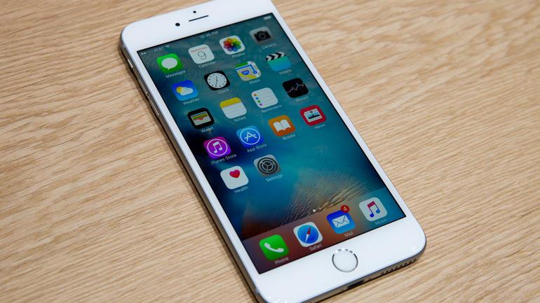 iPhone 6S precommandes