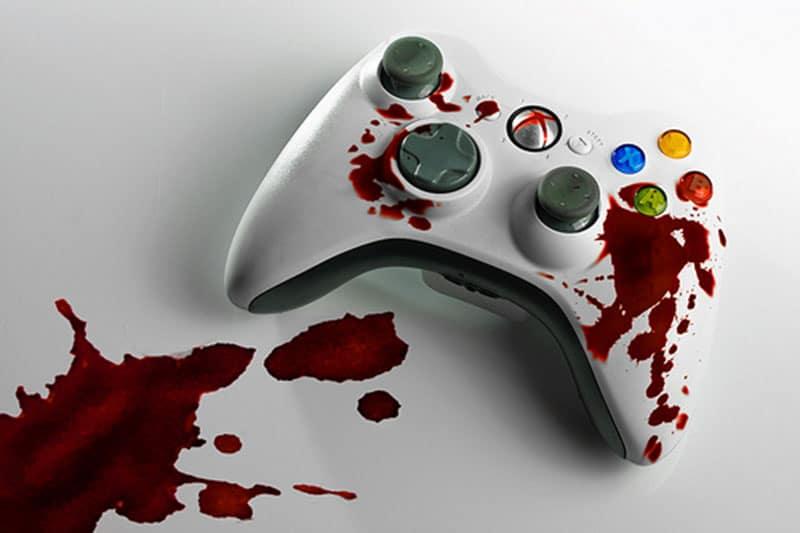 jeux video violents