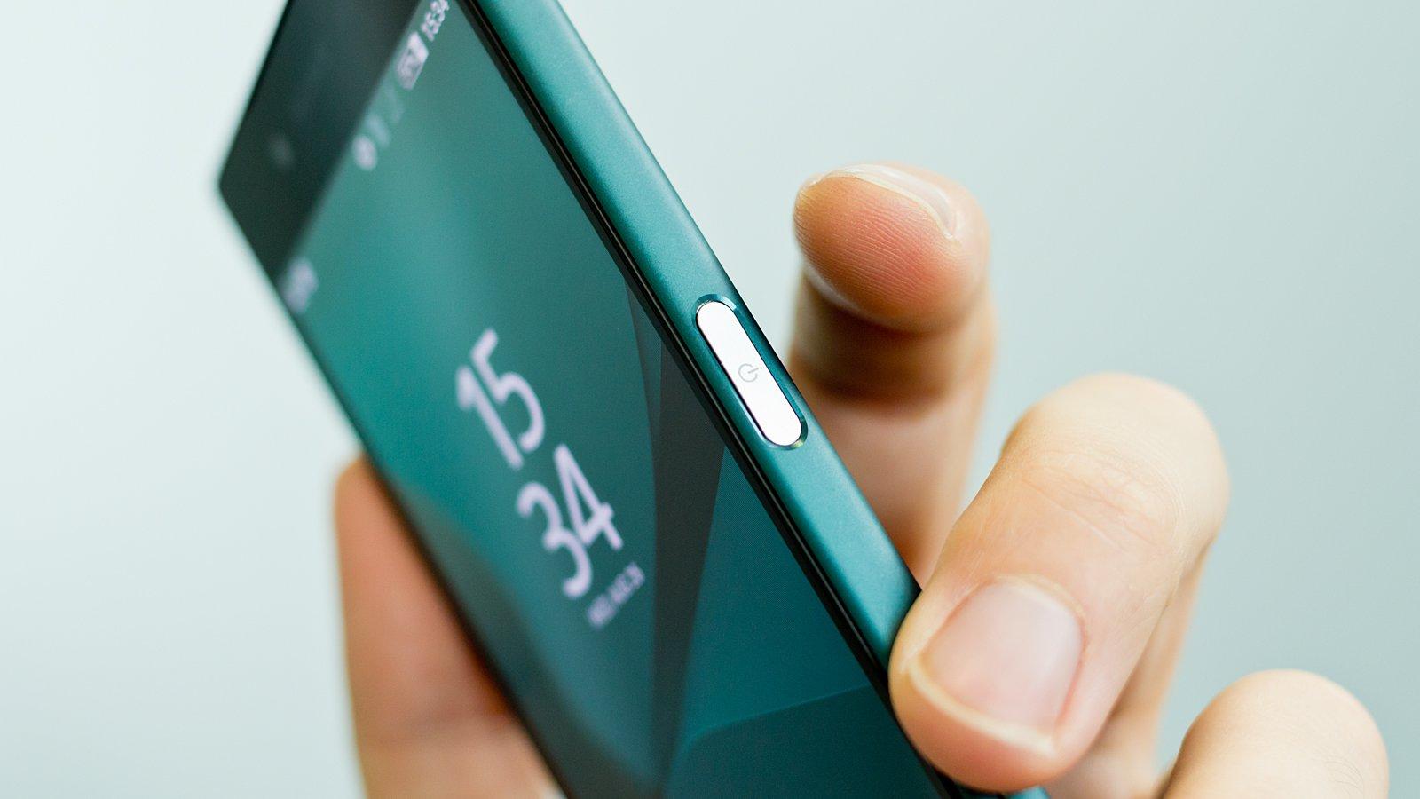 Sony Xperia Z5 tranche