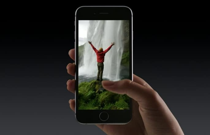 iphone 6s 2 go ram
