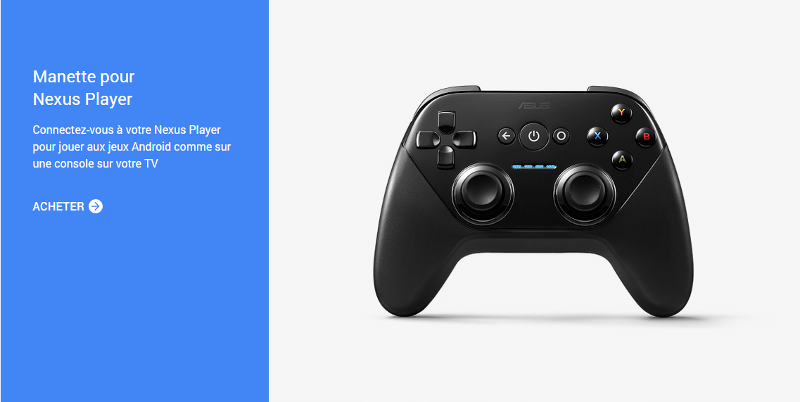 manette nexus player