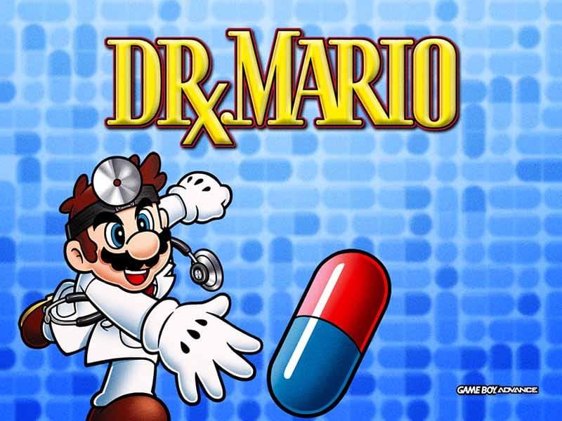 mario docteur