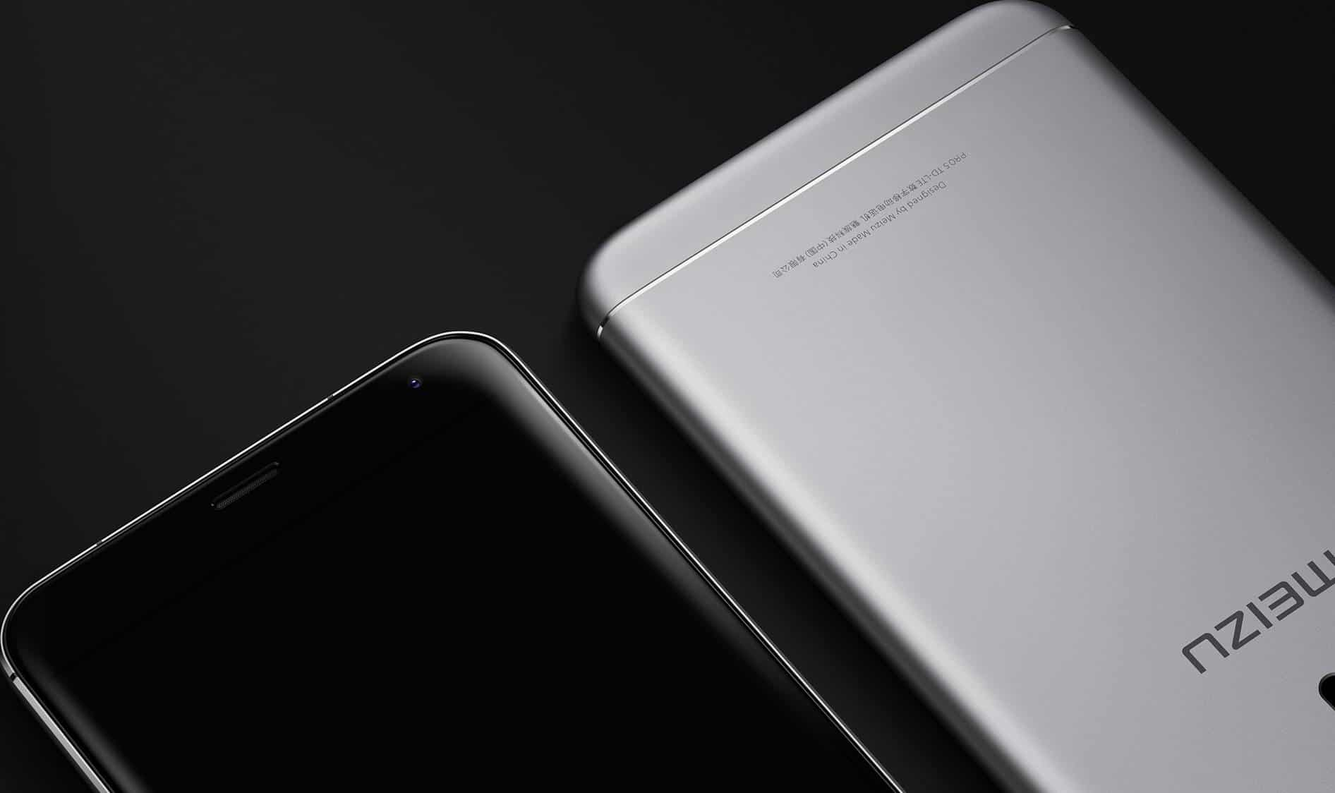 Meizu Pro 5 design
