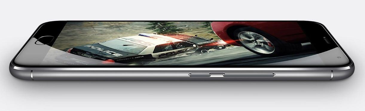 Meizu Pro 5 ecran amoled