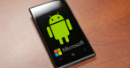 microsoft combat windows phone sous android