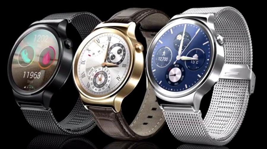 modeles huawei watch