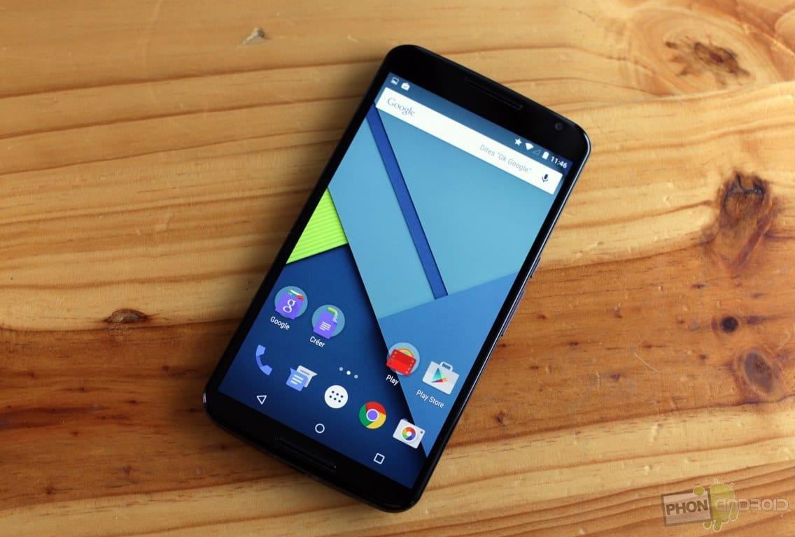 Nexus 6 bon plan