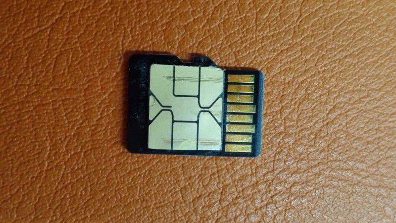 Nano SIM SD