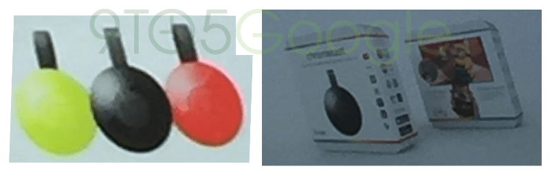 chromecast leak nouveau modèle
