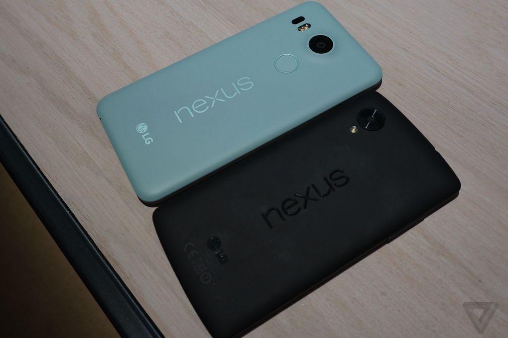 Nexus 5X vs 5