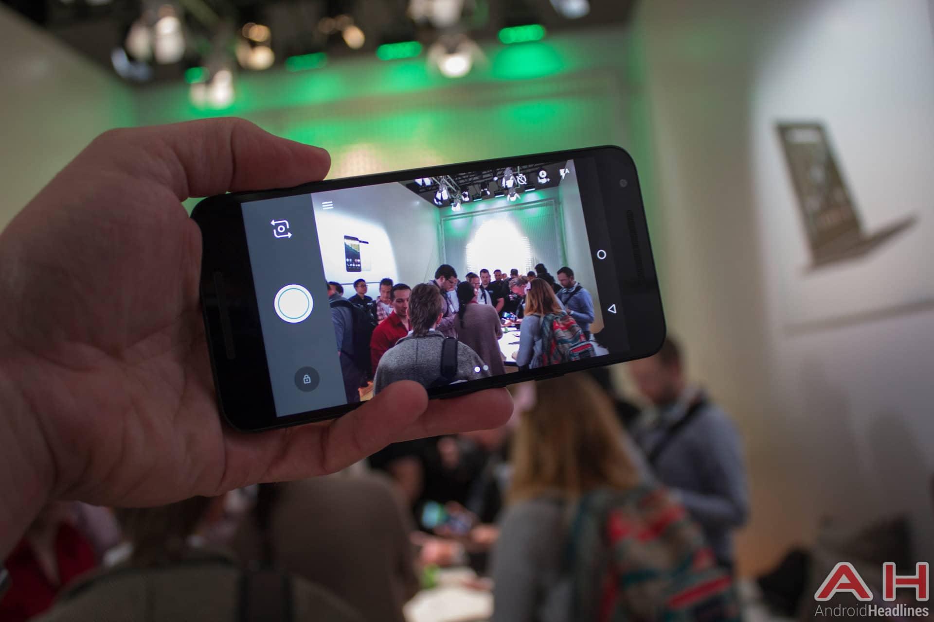 Nexus 5X application camera