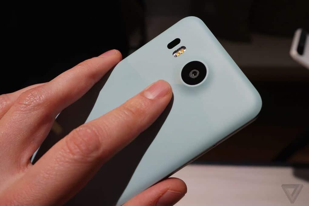 Nexus 5X lecteur
