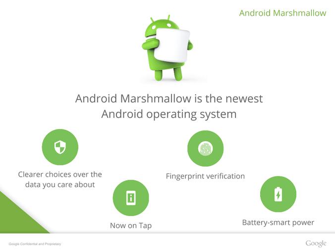 Nexus 6P Android 6.0