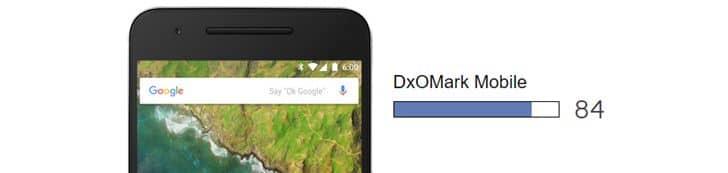 Nexus 6P DxOMark