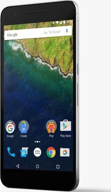 Nexus 6P face