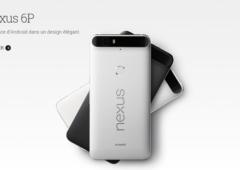 nexus 6P store