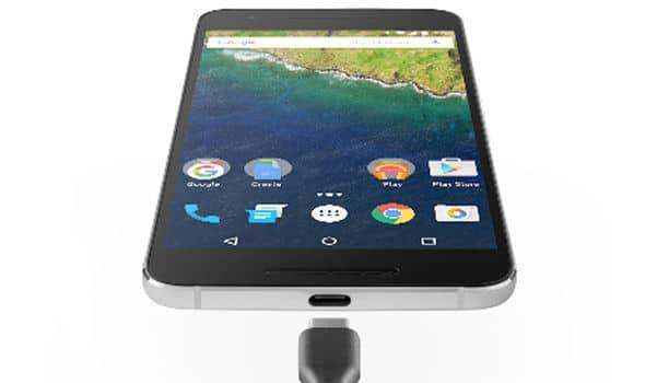 Nexus 6P USB