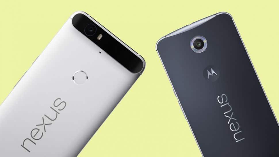 Nexus 6 vs Nexus 6P