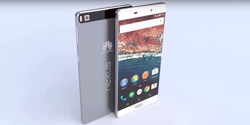 Concept Nexus 6 Huawei