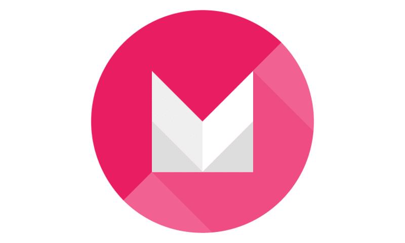 nouveau logo marshmallow Android
