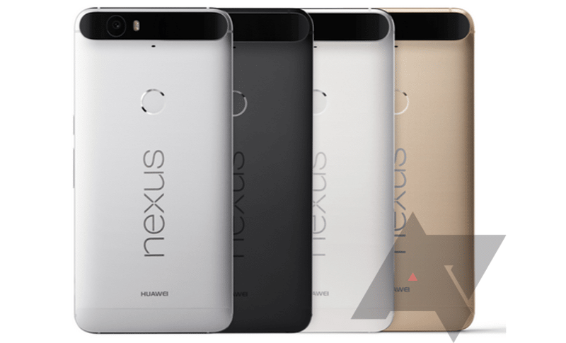 nexus 6p coloris image leak
