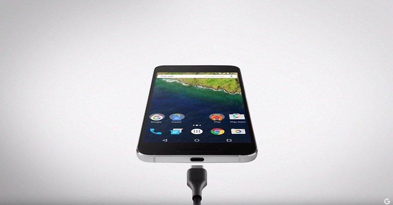 Nexus 6P charge