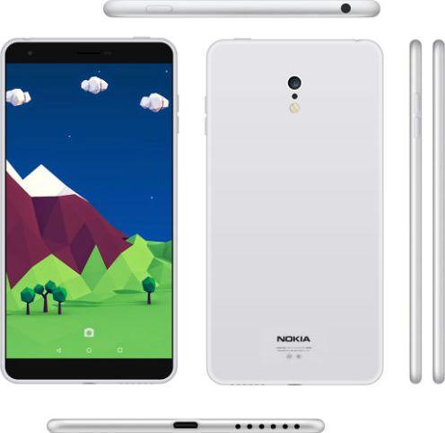 Un design très proche de la Nokia N1.
