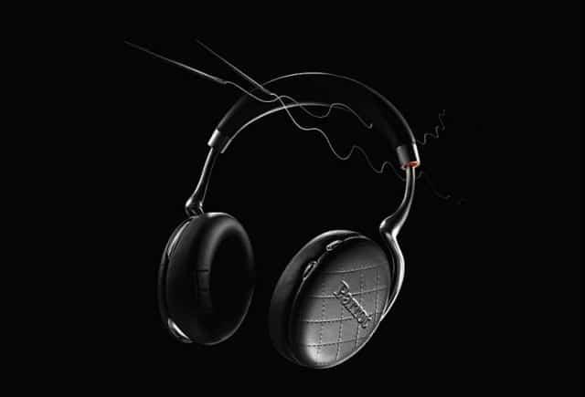 parrot zik 3 le nouveau casque audio design tactile. Black Bedroom Furniture Sets. Home Design Ideas