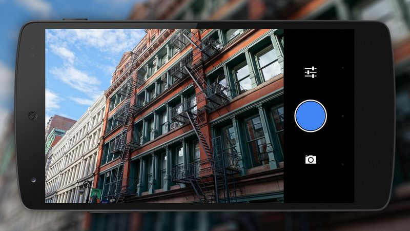 prendre meilleures photos android