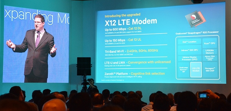 Qualcomm Snapdragon 820 LTE